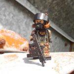 Outdoor Camouflage Custom Minifigure