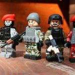 Russian Armada Custom Minifigures