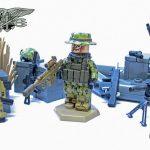 US Navy SEAL Marksman Custom Minifigure