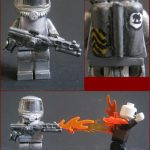 Flame Trooper Custom Minifigure