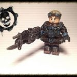 GOW Judgment Baird Custom Minifigure