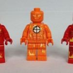 Human Torch Custom Minifigures Review