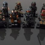 Jens R Custom Minifigure Collection