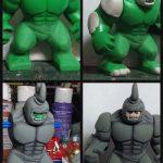 Marvel Rhino Custom Minifigure