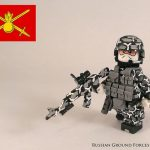 Russian Ground Forces Assualt Custom Minifigure