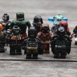 Batman Arkham Custom Minifigure Collection