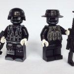 Brick Moc Combat Custom Minifigures