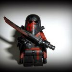 Star Wars The Darker Path Custom Minifigure