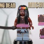 The Walking Dead Custom Minifigures