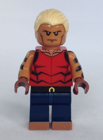 Water Lad eclipseGrafx Custom Minifigure