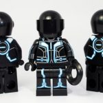 Brick Moc Grid User and Grid Program Custom Minifigures