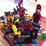 Fake LEGO Super Heroes Minifigures