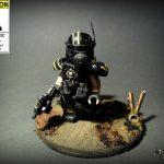 Toxic Apoka Custom Minifigure