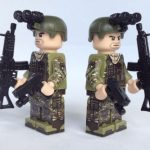 eclipseGrafx Military Assault Class Trooper Minifigures