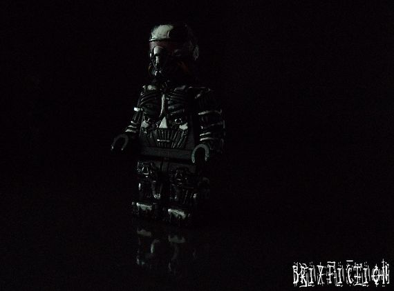 The Prophet Is Comin Custom Minifigure