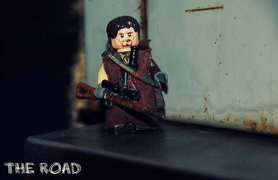 The Road Custom Minifigure