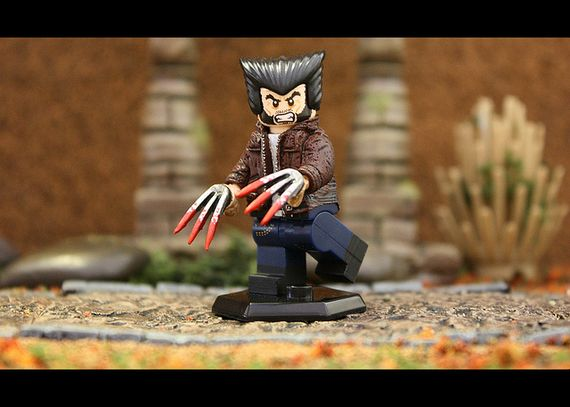 Wolverine Unleashed Custom Minifigure
