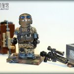 Battlefield 3 US Recon Custom Minifigure