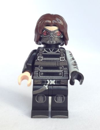 Cold War Soldier eclipseGrafx Custom Minifigure Front