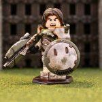 Eternal Guardian Custom Minifigure