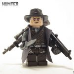 Apocalypse Hunter Custom Minifigure