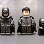 Batman V2 Custom Minifigure