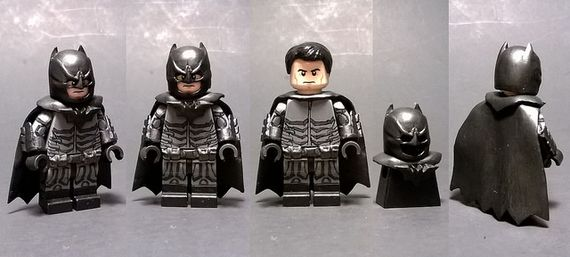 Batman V2 Custom Minifigure