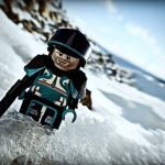 Glacier Guard Custom Minifigure