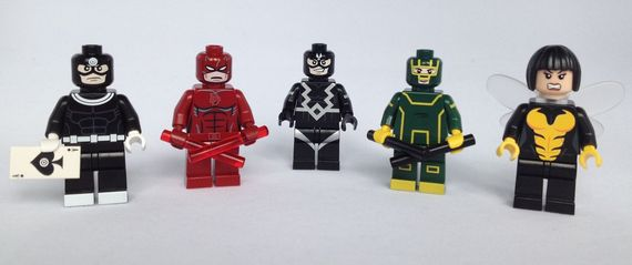 NACM Custom Minifigures
