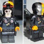 TV Arrow DeathStroke Custom Minifigure