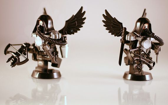 Valkyrie Assassin Custom Minifigure
