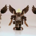 Valkyrie Destroyer Custom Minifigure