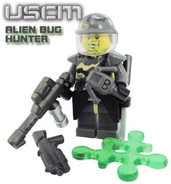 Brickforge Alien Bug Hunter