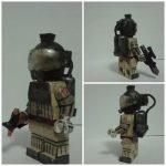 Nostromo Spacesuit Custom Minifigure