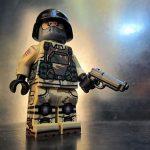 Ranger Combat Custom Minifigure