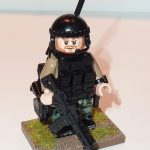 Special Forces Custom Minifigure