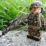Forest Sniper Custom Minifigure