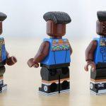 Mr T Custom Minifigure