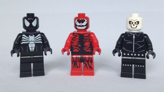 Muddy River Minifigs May 14 Wave