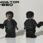Terminator T-850 Custom Minifigure