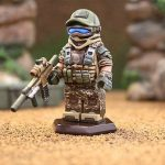 Ghost Recon Future Soldier Geoshift Custom Minifigure