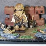 The Outlaw Custom Minifigure