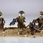 Training Days Custom Minifigures