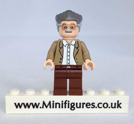 Stan Lee Custom Minifigure