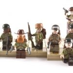 Boys of the 501st Airborne Custom Minifigures