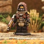 Hunter Destiny Custom Minifigure