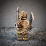 The Mummy Custom Minifigure