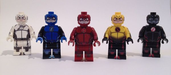 Flash Fig Factory Custom Minifigures
