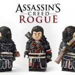Shay Patrick Cormack Assassins Creed Rouge Custom Minifigure