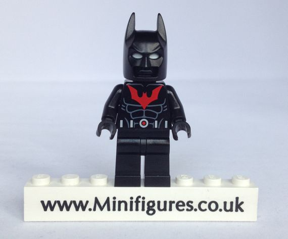 Christo Batman Beyond Custom Minifigure
